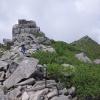 小2/登山:金峰山登頂(標高2,599m)+五丈岩完登