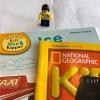小5/英語:多読素材を決定(National Geographic Kids)
