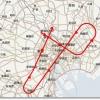 小5/博物館/129:ブルーインパルスの史上3回目の都心上空飛行